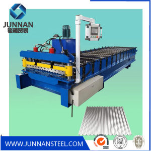 Roof Sheet IBR Galvanized Steel Roll Forming Machine