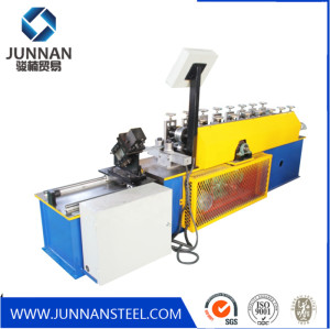 Light Gauge Steel Framing Roll Forming Keel Making Machine with China Prefabricated House