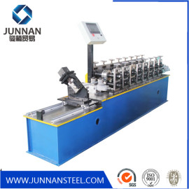 Automatic C steel lintel cold roll forming machine