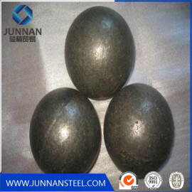 60-65 HRC Grinding 80mm 100mm forged Steel ball Grinding Balls Mining