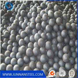 Forged steel balls for iron/copper /gold mining ball mill