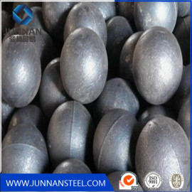 Low price 100mm forged grinding hot rolled steel ball