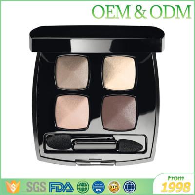 Hot sale OEM multi color cosmetics makeup eye shadow arabic 120 eye shadow