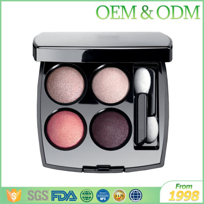 Colorful wholesale Makeup palette eye shadow popular romantic color eye shadow