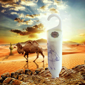 Hot selling camel bath shower gel peppermint herbal natural camel lotion