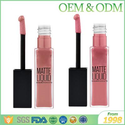 Wholesale price fashion color kissproof organic lipstick matte private label