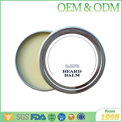 OEM/ODM wholesale price beard balm 2 oz smoothing mens beard balm