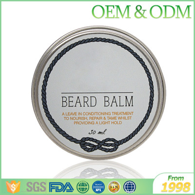 Ausmetics OEM 100% organic beard butter styling wax men beard care