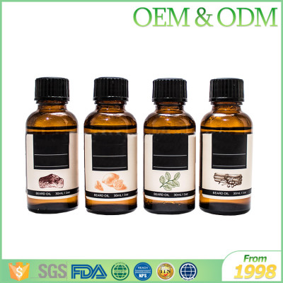 FDA approved personal care natural beard oil soften argan oil beard oil