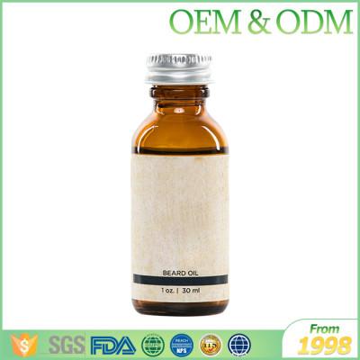 2017 wholesale beard oil set FDA approved 30ml natural organic beard oil for men