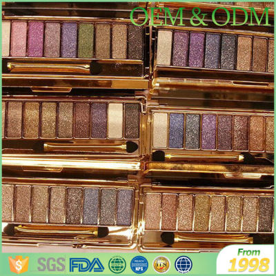 Fashion eye shadow women makeup cosmetics eye shadow