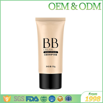Professional Manufacturers 50ml soft bb cream tube natural rosa essence bb cream