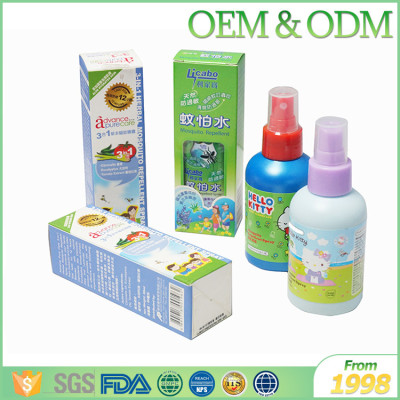 Hot sell best baby anti mosquito repellent India anti mosquito spray with lavender for summer