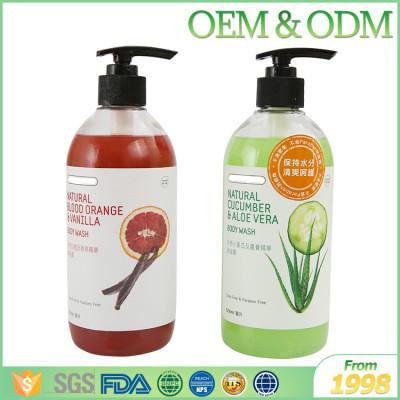 Private label skin bleaching whitening body wash Korean and shower gel Italian mens shower gel