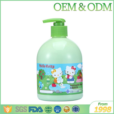 private label naturally European liquid hand wash with detergent portable dry hand wash