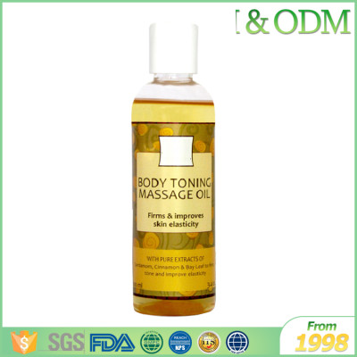 Private label wholesale extract essential body massage oil for men massage oil with essential oils
