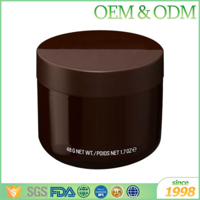 Hair styling product for medium length hair and thick hair hair styling with pomade