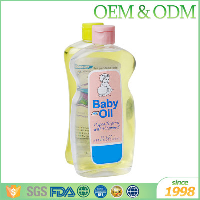 OEM ODM natural baby oil in bulk for skin olive oil for baby massage