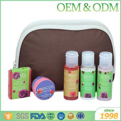 Hot selling nautral boby bath shower set organic bath body wash set