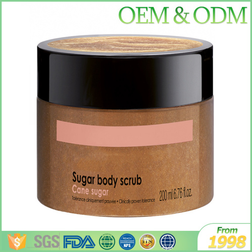 Natural Exfoliating Body Scrub Without Oil Best Oil Free