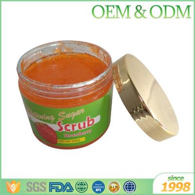 Private lable body scrub for sensitive skin for essential oils body scrub for pregnancy