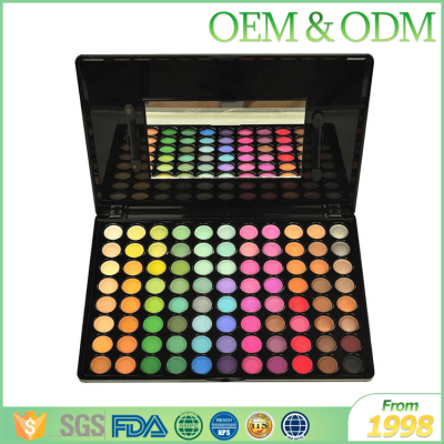 88 colors OEM womens naked eyeshadow palette