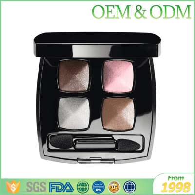 OEM multi color cosmetics makeup eye shadow arabic 120 eye shadow