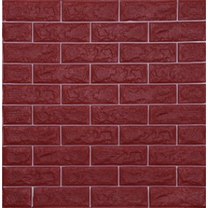 3d wallpaper sticker wall brick