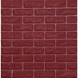 3d wallpaper sticker wall brick from factory