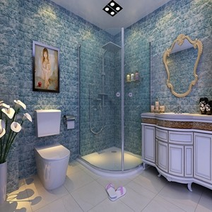 3d wall panel wall brick for bedroom background