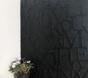 Eco-friendly PE foam wallpaper 3D style wall brick for interior decor