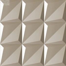 High density fireproof 3d wall tiles used for hotel/livingroom/pub decoration
