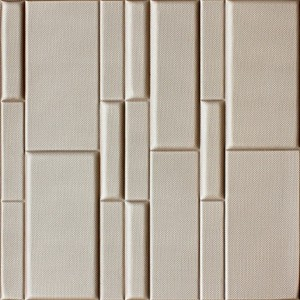 Stylish modern cheap decorative 3D wall panels used for hotel