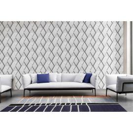 3D Leather Tiles Decoartive 3D Wall Panels