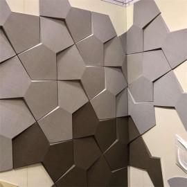 bow-knot shape 3D Leather Tiles Decoartive 3D Wall Panels