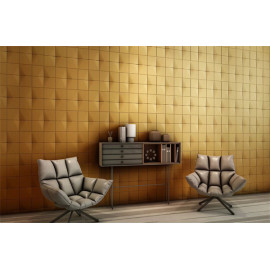 3d ceiling/wall panel indoor high-quality modern decorative wall panel