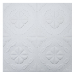 PU leather Brick wallpaper 3d wall sticker panel