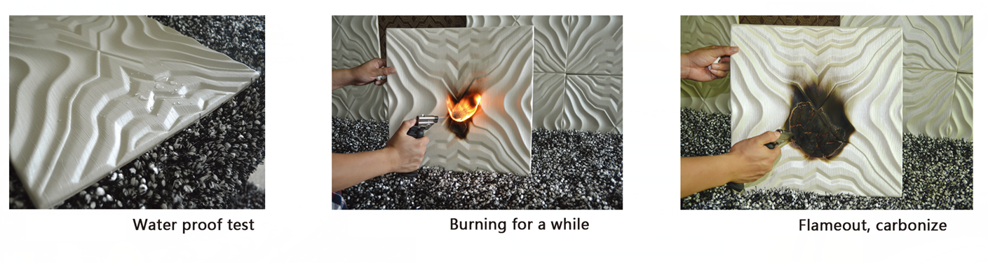 advantages of Art 3d faux wall panels