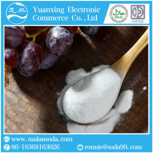 washing soda for fruits and vegetables baking soda