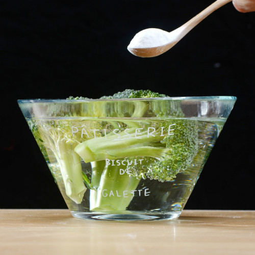washing soda for fruits and vegetables baking soda