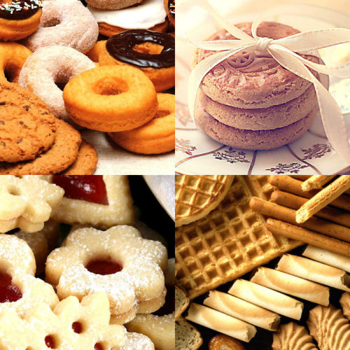 baking soda making biscuit,cookie without aluminum
