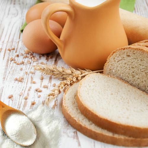 pan de soda comestible haciendo pan
