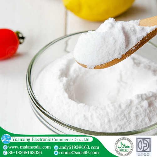food grade sodium carbonate baking soda