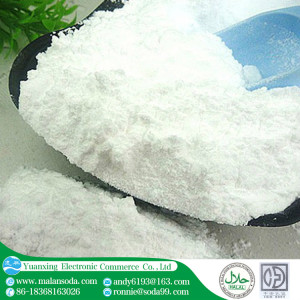 function of soda ash dense
