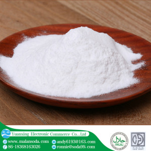 sodium bicarbonate edible baking soda food grade