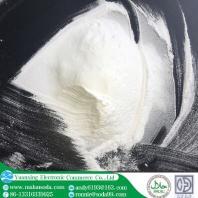 bicarbonato de sosa de fórmula química de carbonato ácido de sodio