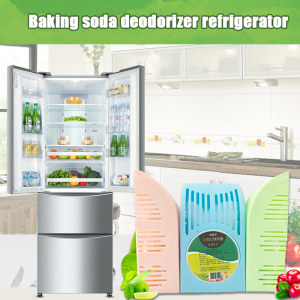 Household multifunction Baking soda deodorizer refrigerator Air Fresheners