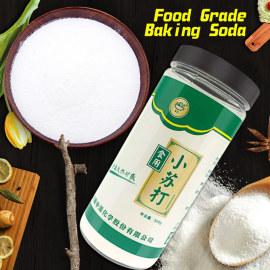 plastic bottle package 350 g Malan brand baking soda sodium bicarbonate NAHCO3