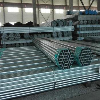HDG STEEL PIPE ACC TO ASTM A53 GrB/JIS SS400/STK400