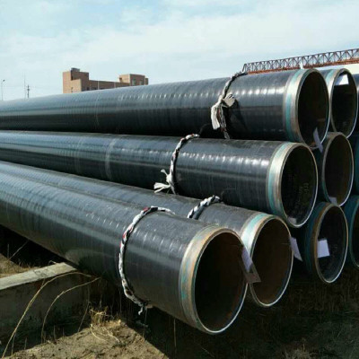 LSAW STEEL PIPE WITH 3PE COATING